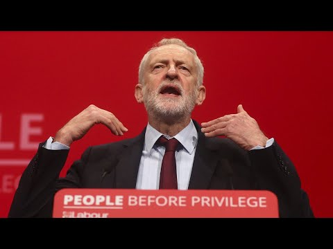 WATCH AGAIN: Jeremy Corbyn addresses Labour Party Conference 2019