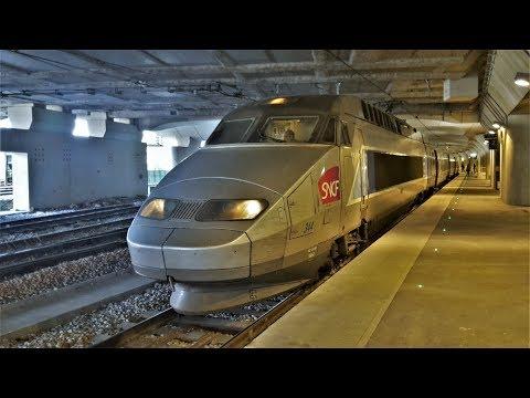 Des TGV de Paris-Montparnasse détournés sur Paris-Austerlitz les 19 et 20 Août 2017.