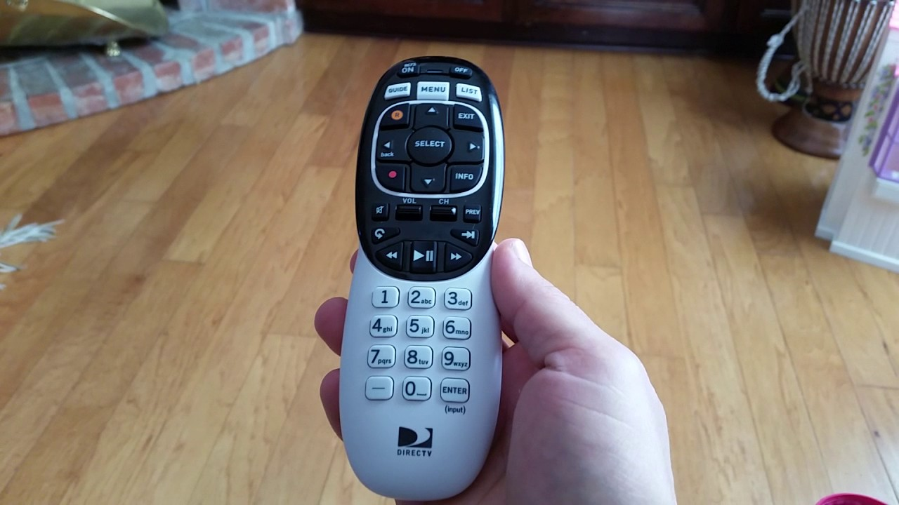 Using The Input Button On Your Directv Genie Remote Youtube