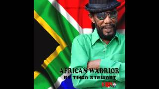 African Warriors by Tinga Stewart