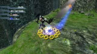 Sonic the Hedgehog (Unity Demo) - Spindash Tail Glitch