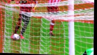 Liverpool 2 - 0 sunderland goal