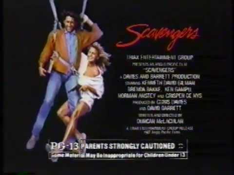 Scavengers 1988 TV Spot
