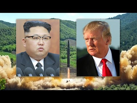 North Korea test missile that can hit US   world news