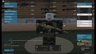 Roblox PHANOTM FORCES