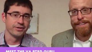 Meet the VA PTSD Guru (Facebook Livestream Interview)