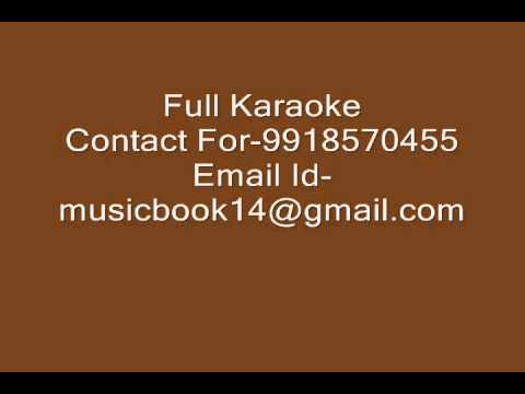 Shola Shola Tu Bhadke Karaoke