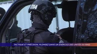 Yvelines | Tactique et précision, plongez dans un exercice des unités du Raid