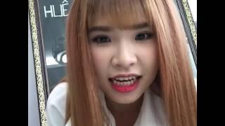 Ca sĩ Khởi My Livestream Siêu Cute với 3 tấm ảnh được Fan tặng ✔