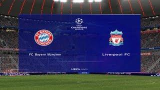 [Pes 6 PC] UEFA Champions League || Bayern Munich vs Liverpool CF || PECH Master Patch 2018-19