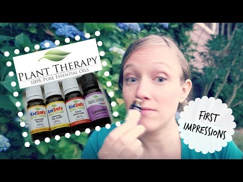 Plant Therapy Essential Oils Review | Kid & Pregnancy Safe
