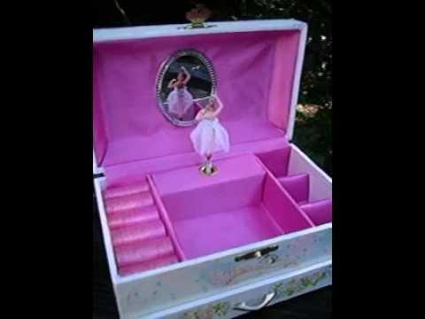 Ballerina MusicJewelry Box YouTube