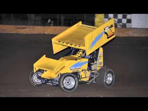 Hendry County Speedway Top Gun Sprints 2-26-11