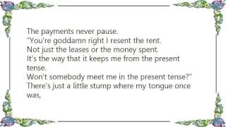 Les Savy Fav - Scotchgard the Credit Card Lyrics
