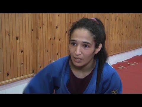 Moroccan judoka Soumaya Iraoui ready for Tokyo Olympics