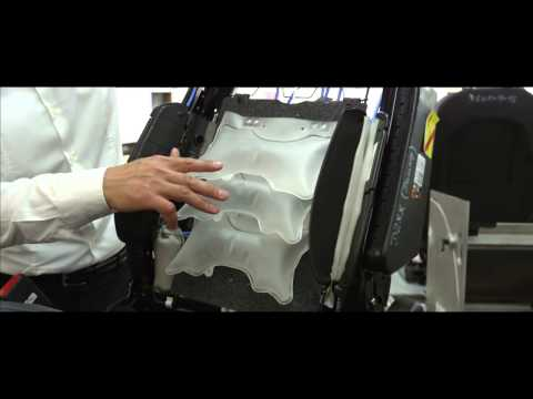 Ergonomické wellness sedadlá I Nový Opel Astra IAA 2015 Frankfurt