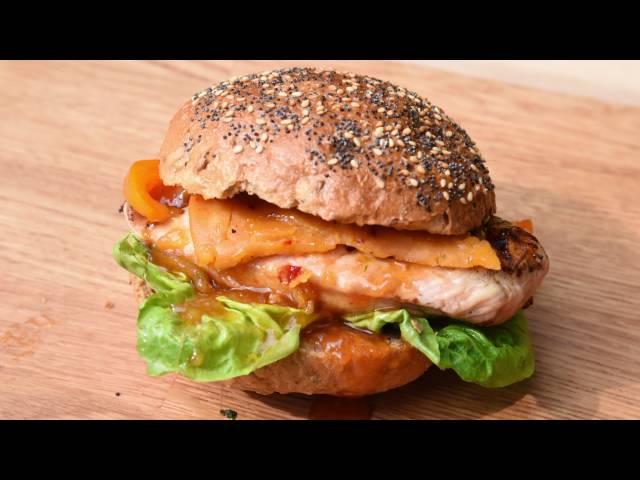 Ultimate Burger Builder Winner - Jamaica It Urself!