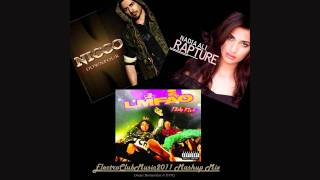 Nicco vs. Nadia Ali & LMFAO - Rapture of the Party Rock in Downpour (ECM 2011 MashUp Mix)