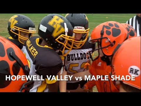 Hopewell Valley Bulldogs vs. Maple Shade Tigers