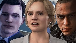 THE 0% ENDING FINALE - DETROIT : Become Human Part 9