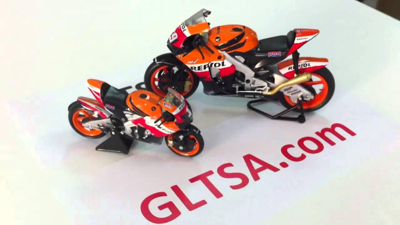 Honda Motorcycle Diecast Models