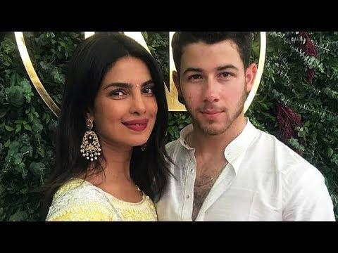 Nick Jonas & Priyanka Chopra CONFIRM Engagement on Instagram