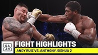 HIGHLIGHTS | Andy Ruiz vs. Anthony Joshua 2