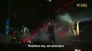 Marilyn Manson - Pretty as a Swastika (live) Napisy PL [HD]