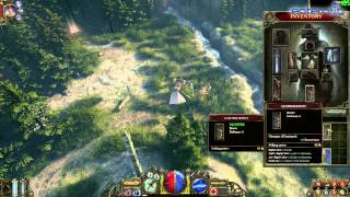 The Incredible Adventures of Van Helsing, PC, 1080P, Max Settings First 20 Minutes Gameplay