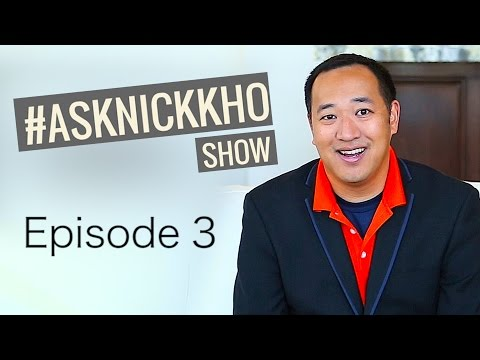 How to Get Real 10/10 Inner Motivation | #AskNickKho Episode 3