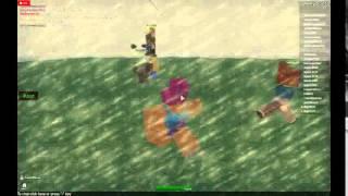 Roblox: Natural Disaster Survival Ep.2 Tempesta di sabbia e terremoto!!!