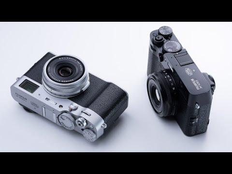 Не покупайте фото камеру Fujifilm X100V
