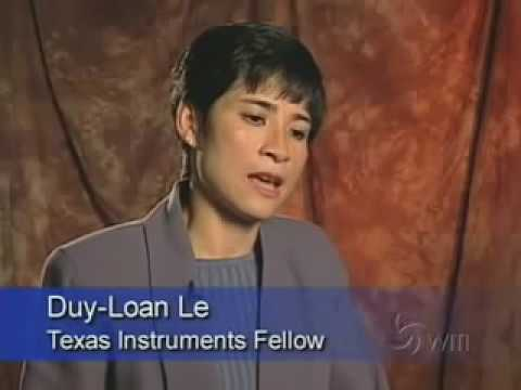 Duy Loan Le, Senior Fellow, Texas Instruments, 2001