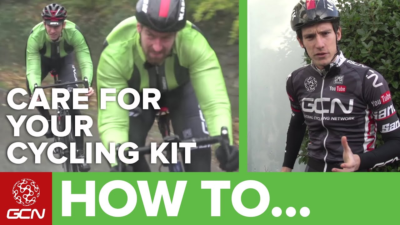 0366dee3f How To Wash And Care For Your Cycling Kit – Caring For Your Bike Clothing  And Apparel