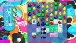 Candy Crush Soda Saga Level 962 NO BOOSTERS