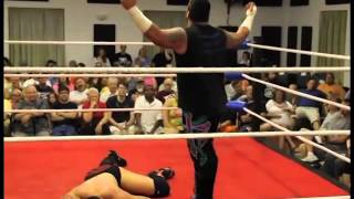 SICW Wrestling Explosion (8/10/14)