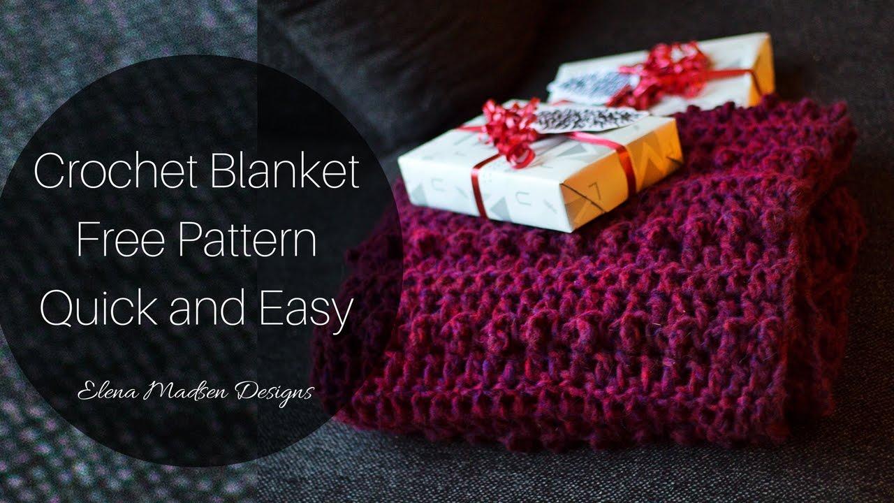 Starting A Blanket Crochet