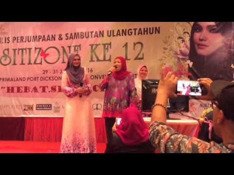 Ku Kunci Rindu Buatmu - Dato' Siti Nurhaliza, Puan Salmah & Mok Yan