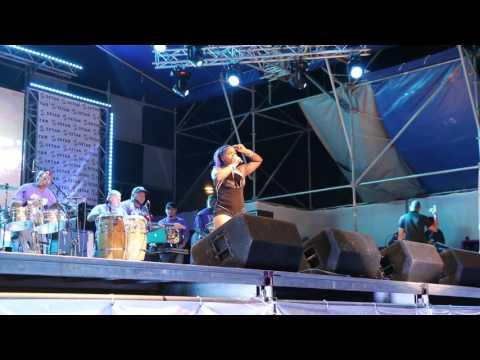 Lady Mezzo - On The Road (Live Aruba Caiso & Soca Monarch Contest Aruba 2017)