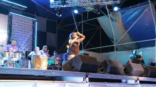 Lady Mezzo - On The Road (Live Aruba Caiso & Soca Monarch Contest Aruba 2017)