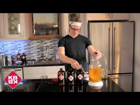 Kombucha Brooklyn: How to Bottle Kombucha Tea