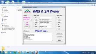 Invalid IMEI and NVRAM Warning MT65XX