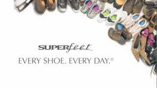 Superfeet Trim-To-Fit Insole Guide Thumbnail