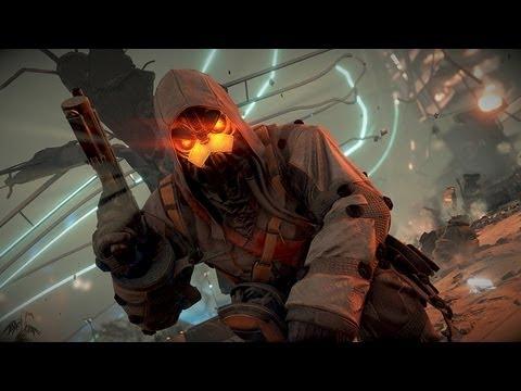 PS4 Killzone: Shadow Fall