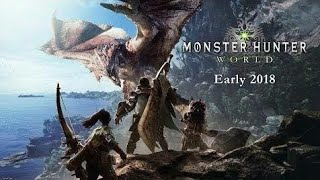 Monster Hunter World Beta demo PS4 Live