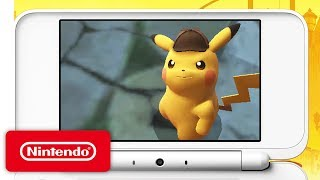 Download Detective Pikachu Launch Trailer - Nintendo 3DS Mp3 and Videos