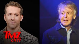 Ryan Reynolds, Paul McCartney Nominated for First Nation's Next Chief | TMZ