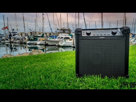 Ion Tailgater Flash - Review