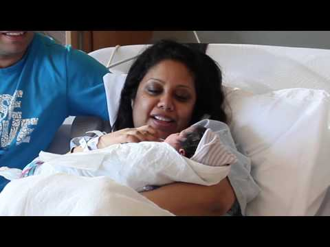 Having your baby at Brampton Civic Hospital