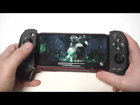 Mortal Kombat X Mobile Controller Gameplay